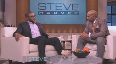 tyler perry & steve harvey