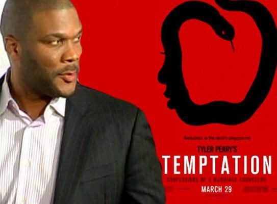 tyler perry & temptation logo