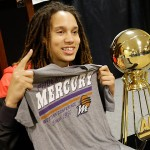 Brittney Griner First Pick of the Draft: Hello Phoenix Mercury