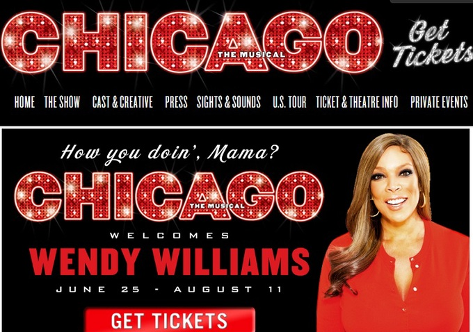 wendy williams (chicago poster)
