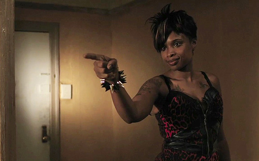 "Jennifer Hudson in ""The Inevitable Defeat of Mister and Pete"""