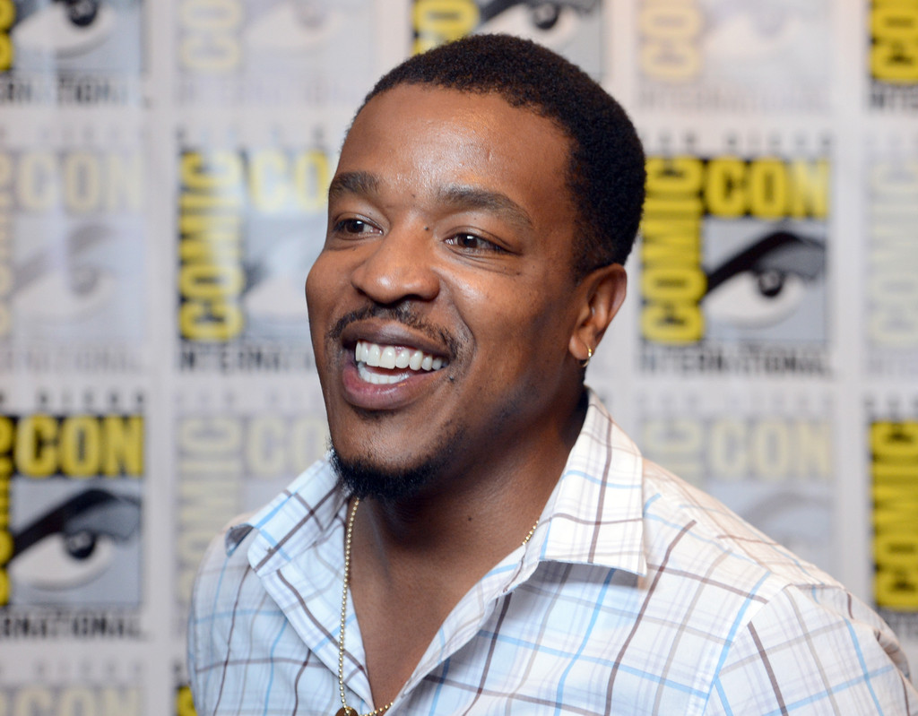 """Actor Russell Hornsby (""""Grimm"""") is 39 today"""