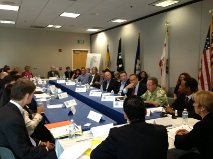 SBA Roundtable Attendees