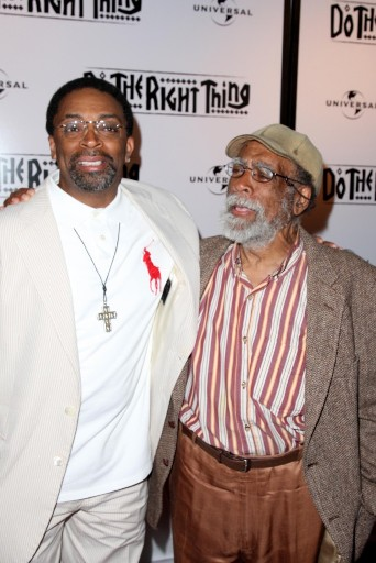 Spike Lee, Bill Lee attend Universal Pictures Presents a Special Screening Celebrating the 20th Anniversary of Do The Right Thing (June 29, 2009)
