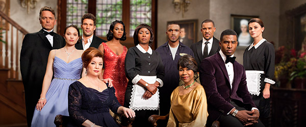 Cast of 'The Haves and the Have Nots'