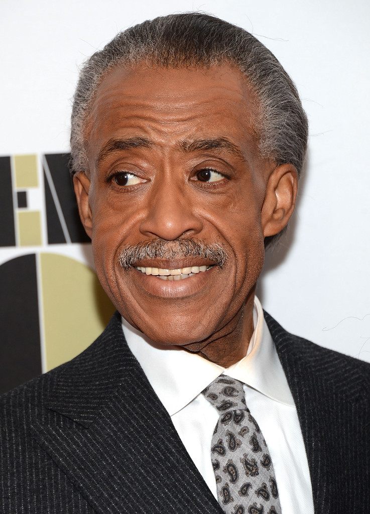 Rev. Al Sharpton attends the Ebony Power 100 Gala at Jazz at Lincoln Center on November 2, 2012 in New York City
