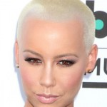 Amber Rose: 'It's Hard to Get Off Baby Weight'