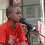 9-Year-Old Asean Johnson Fights for His Elementary School to Remain Open! (Videos)