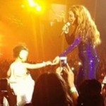 Beyonce Brings Blue Ivy On Stage?; Talks to 'GMA' (Watch)