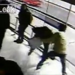 Thief Snatches Cell Phone and Runs…Into a Bus! (Video)