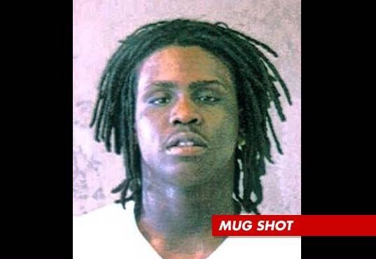 chief keef mugshot