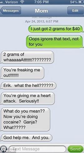 comedian prank