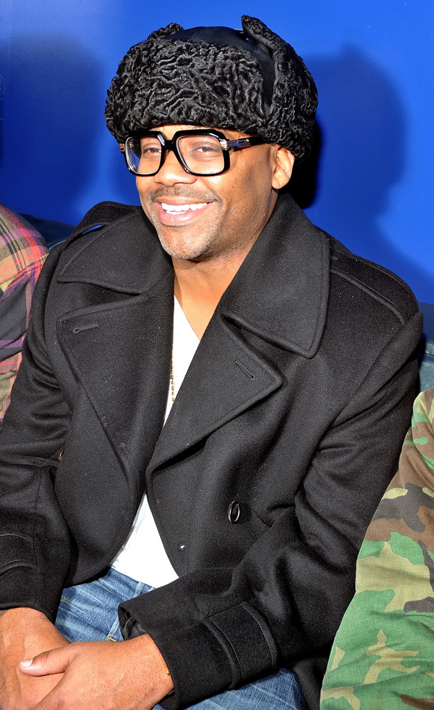 Damon Dash attends the Buckler by Andrew Buckler men's collection Fall 2012 presentation during Mercedes-Benz Fashion Week on February 8, 2012 in New York City