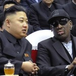Dennis Rodman Calls on Kim Jong Un to Free U.S. Prisoner