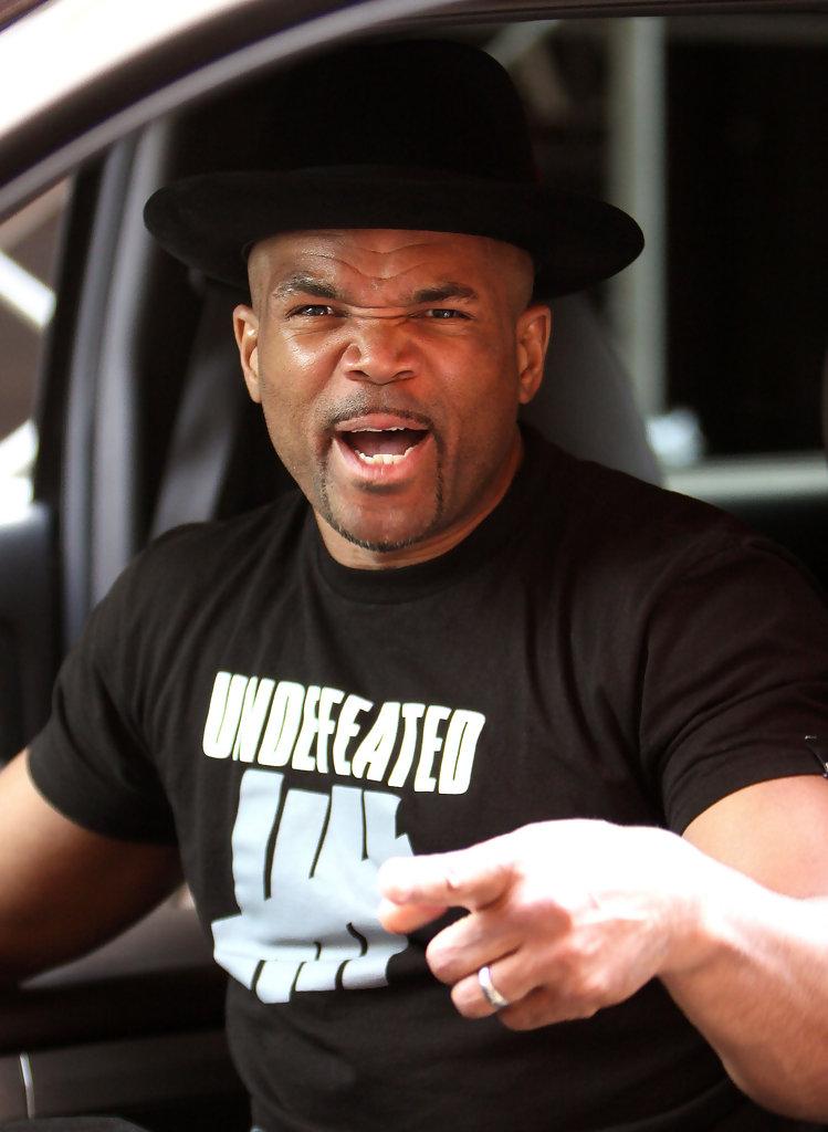 Rapper DMC of Run-DMC is 49.