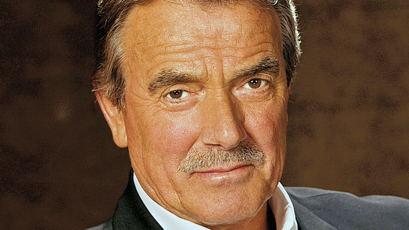 """Eric Braden as Victor Newman in CBS' """"The Young and the Restless"""""""