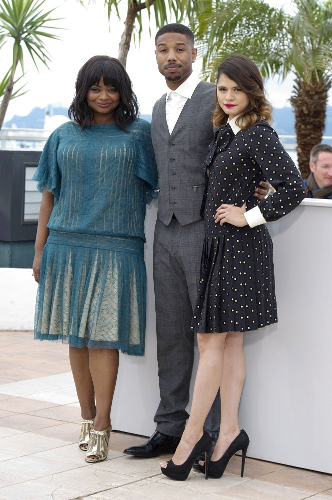 'Fruitvale' photo call at the Palais des Festivals during the 66th Cannes Film Festival. (May 16, 2013)