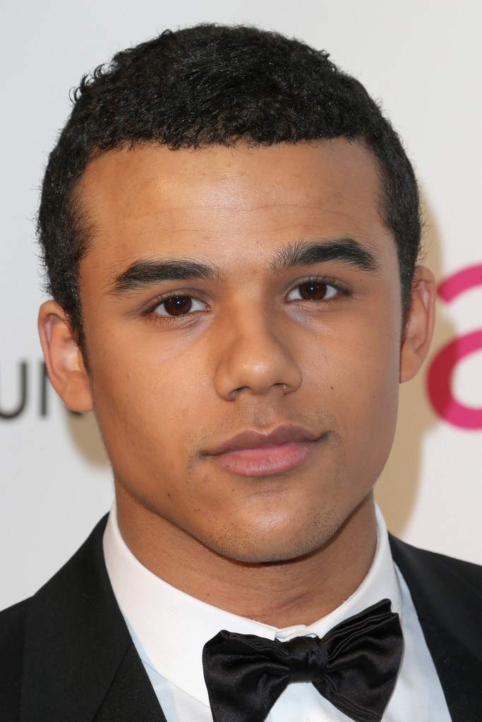 Actor Jacob Artist arrives at the 21st Annual Elton John AIDS Foundation's Oscar Viewing Party on February 24, 2013 in Los Angeles, California