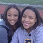 D.C. Sisters (Jordin & Robin Jeter) Reunite After 17 Years During a Track Meet (Video)