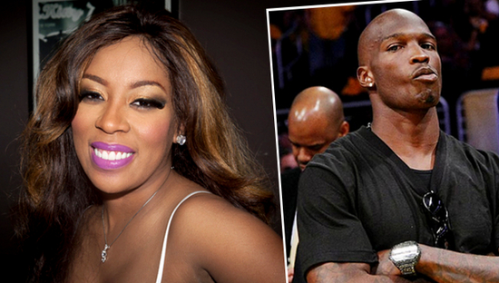 k.michelle and chad johnson