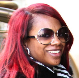 Singer-songwriter Kandi Burruss (The Real Housewives of Atlanta) is 37 today