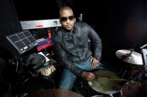 Drummer/songwriter/music director Keith Harris (Black Eyed Pewas, Ceelo Green).