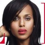 Kerry Washington is Elle Magazine's June Cover (Pics)