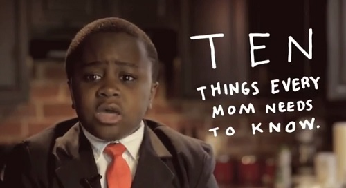 kid president (mothers day)