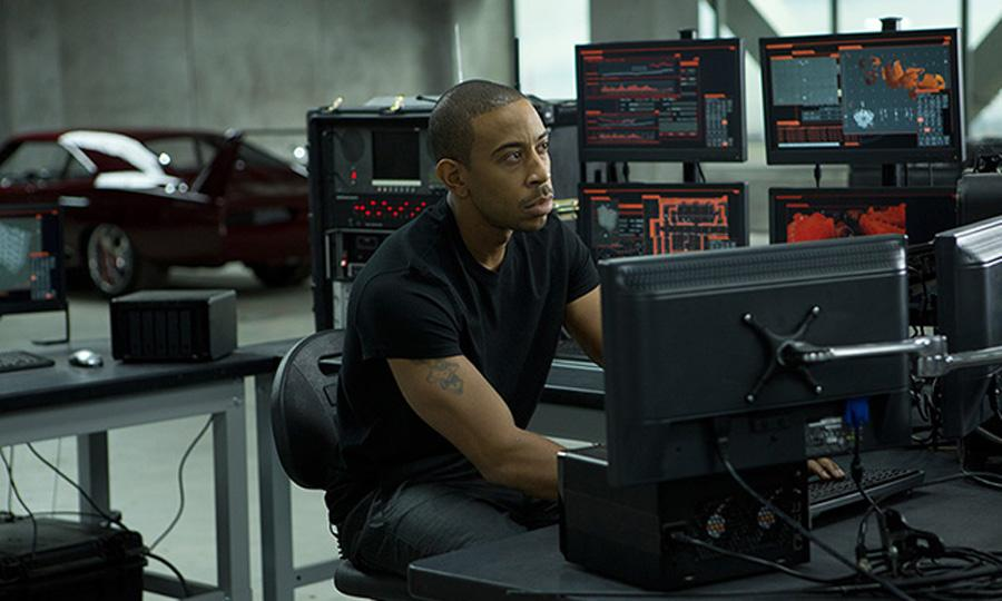 """Ludacris in a scene from """"Fast & Furious 6"""""""