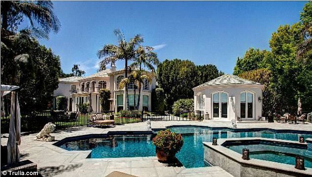 martin lawrence home