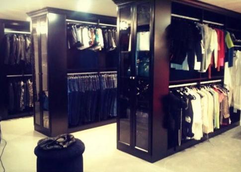 mayweather closet