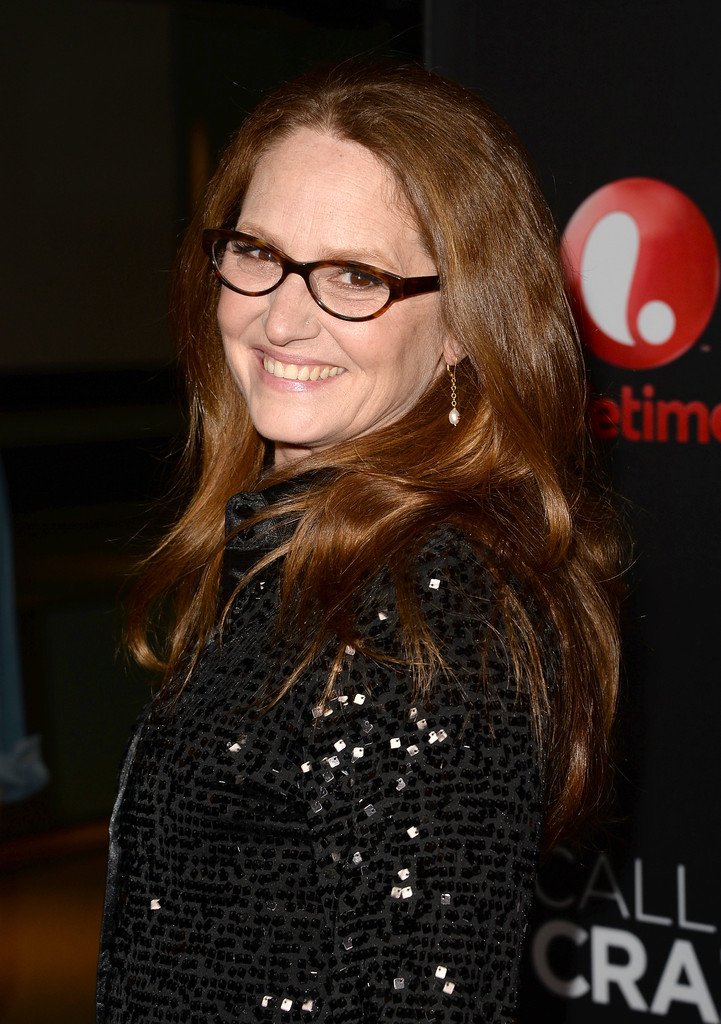 Actress Melissa Leo attends the premiere of Lifetime's 'Call Me Crazy: A Five Film' at Pacific Design Center on April 16, 2013 in West Hollywood