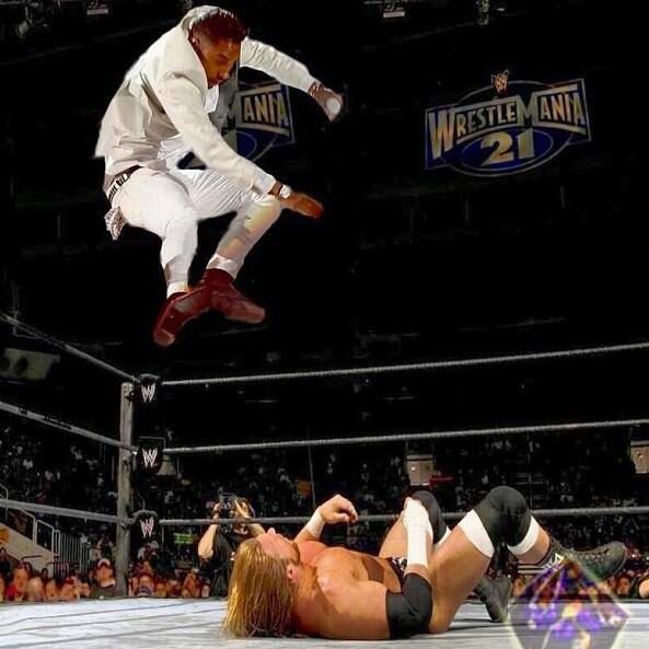 miguel WWE