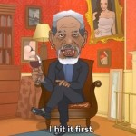 Comedy: After Ray J, Morgan Freeman Takes His Turn at 'Hittin' it' (Watch)
