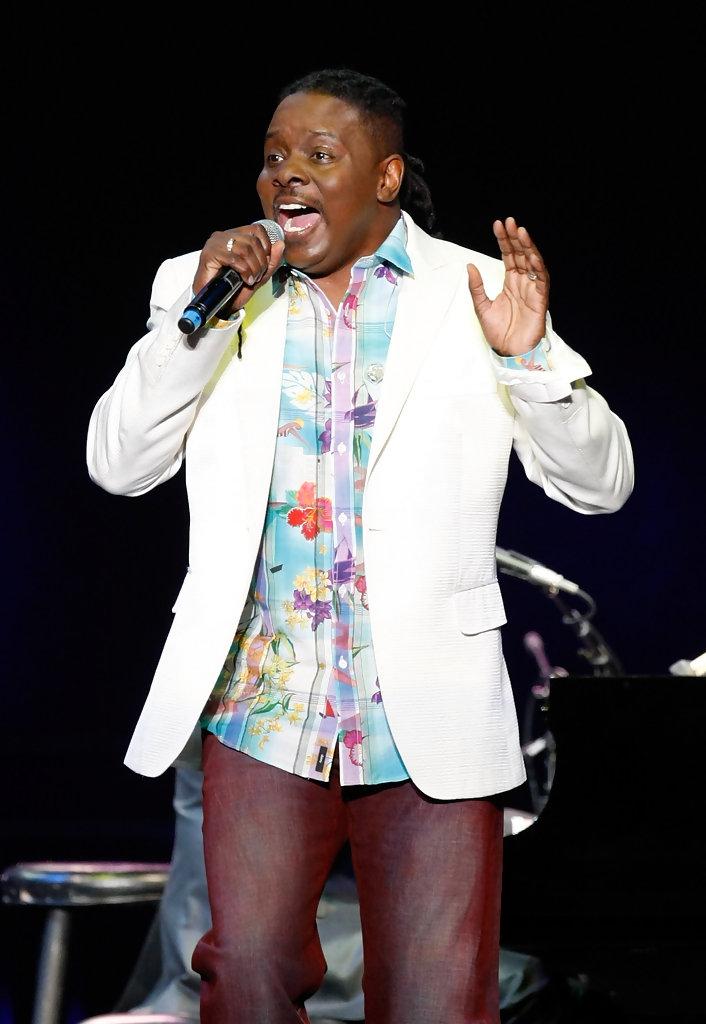 Singer Philip Bailey is 62 today