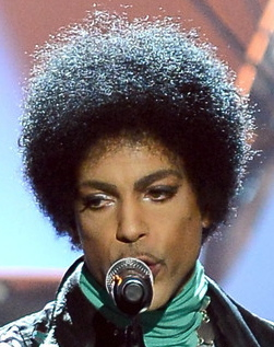 Musician Prince is 55 today
