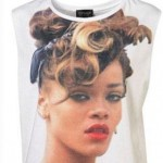Rihanna Sues UK Store for Using 'Unflattering' T-Shirt Image