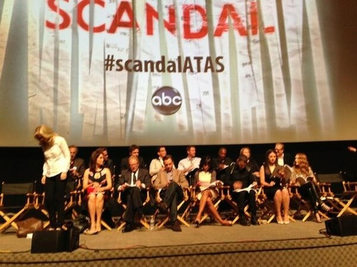 scandal live table read 2