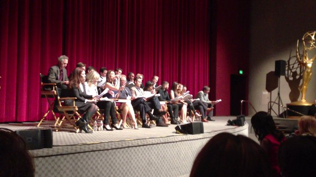 scandal live table read