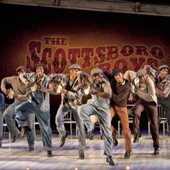 scottsboro boys (stage play)