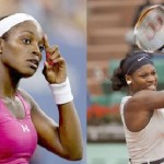 Sloane Stephens Makes Peace with Serena Williams