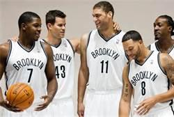 brooklyn nets team