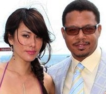 michelle ghent & terrence howard