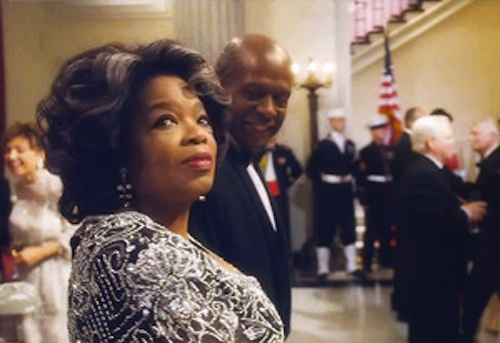 """Oprah Winfrey and Forest Whitaker in """"The Butler"""""""