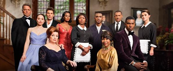 The haves and have nots cast