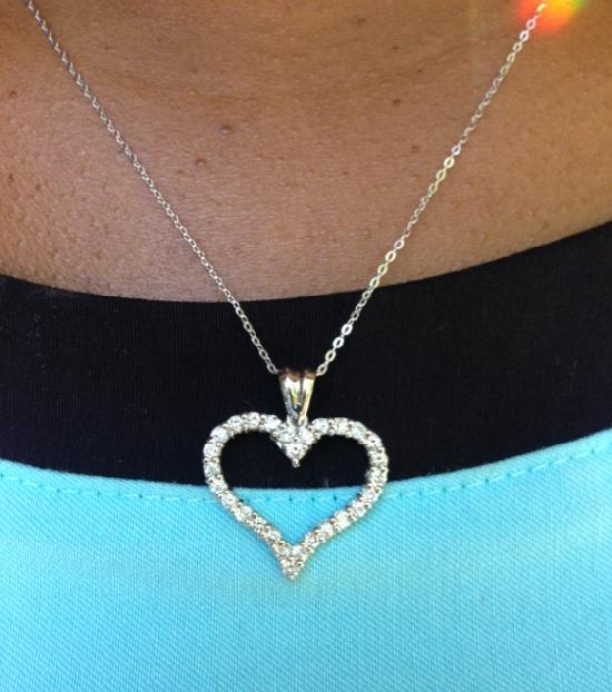 torrei hart necklace