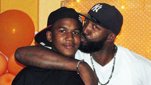 trayvon & tracy martin