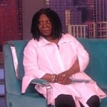 Whoopi Keeps it Together During Bill O'Reilly 'View' Segment (Watch)