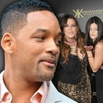 Will Smith Scoffs at Kardashian Comparison