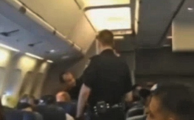 "Police escort woman off an airplane for singing ""I Will Always Love You"""